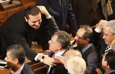 hariri 121009 -vote of confidence