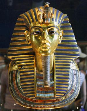 Egypt KingTut - golden mask
