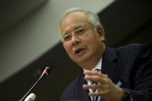 Malaysia PM Razak