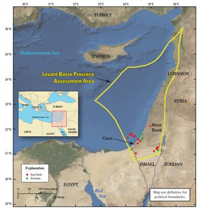 levant basin natural gas