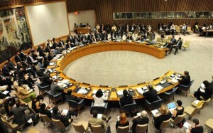 un security council  5