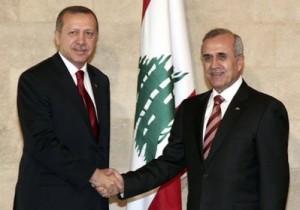 Mideast Lebanon Turkey