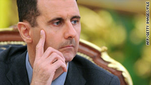 assad worried def