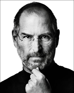 steve jobs1 When Mark Harrison encountered Steve Jobs
