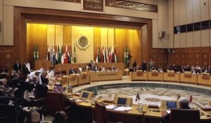 Mideast Egypt Arab League Libya