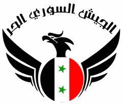 free syrian army logo
