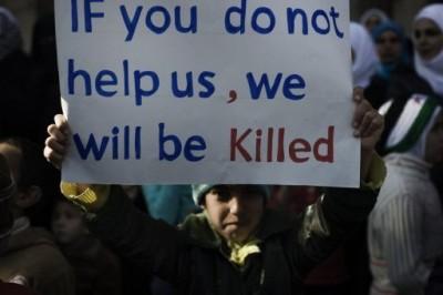 homs massacre