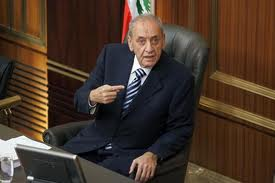berri parliament 041712