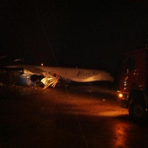 10 killed in cargo plane crash in Ghana's capital | Ya Libnan