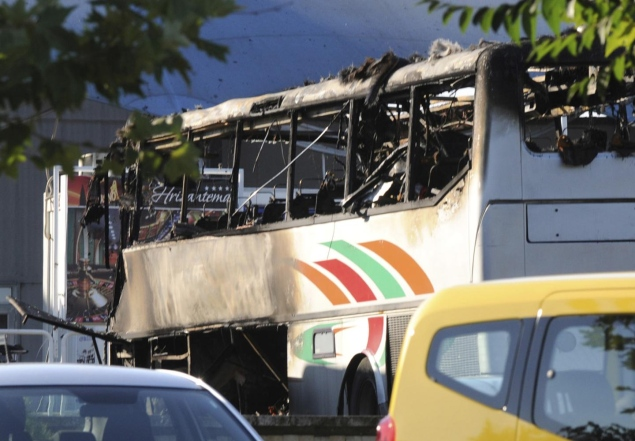 Bulgaria bus attack 071812- 2