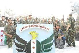free Syrian army Def