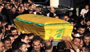Hezbollah funeral Nimr