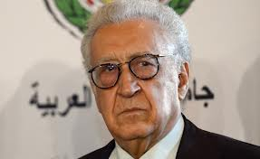 brahimi civil war in syria must end