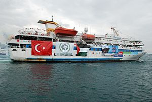 freedom flotilla to Gaza
