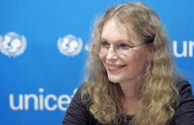 Mia Farrow, UNICEF