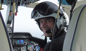 Pete Barnes, pilot of the Agusta helicopter that crashed in London,