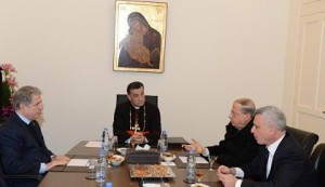 bkirki meeting maronite christian leaders