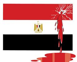 egypt bleeding
