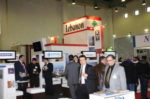 emitt 2013 lebanon booth