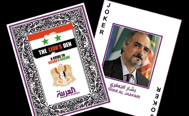 jaafari joker card
