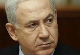 netanyahu upset