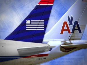 American US airlines merge