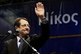 Nicos Anastasiades wins Cyprus polls