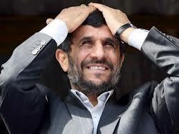 ahmadinejad attacked by shoe