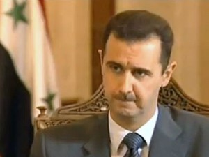 assad worried again