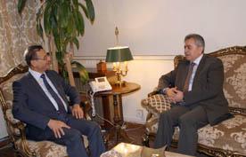 syrian envoy  w mansour