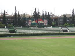 tishreen stadium damascus syria