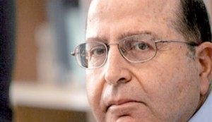 Moshe Yaalon, new Israel DM