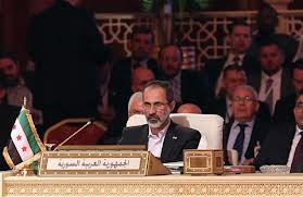 syrian opposition arab summit