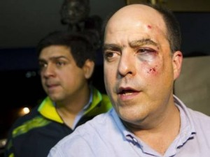 Venezuela brawl