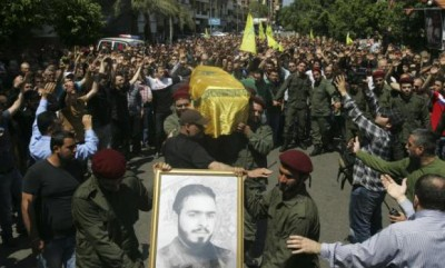 hezbollah funeral 16