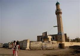 iraq shiites attack sunni mosques