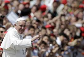pope francis canonization ceremony