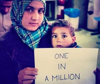 Syrian refugee, Lebanon