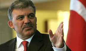 gul turkish president