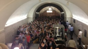 moscow subway fire