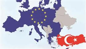 turkey eu map