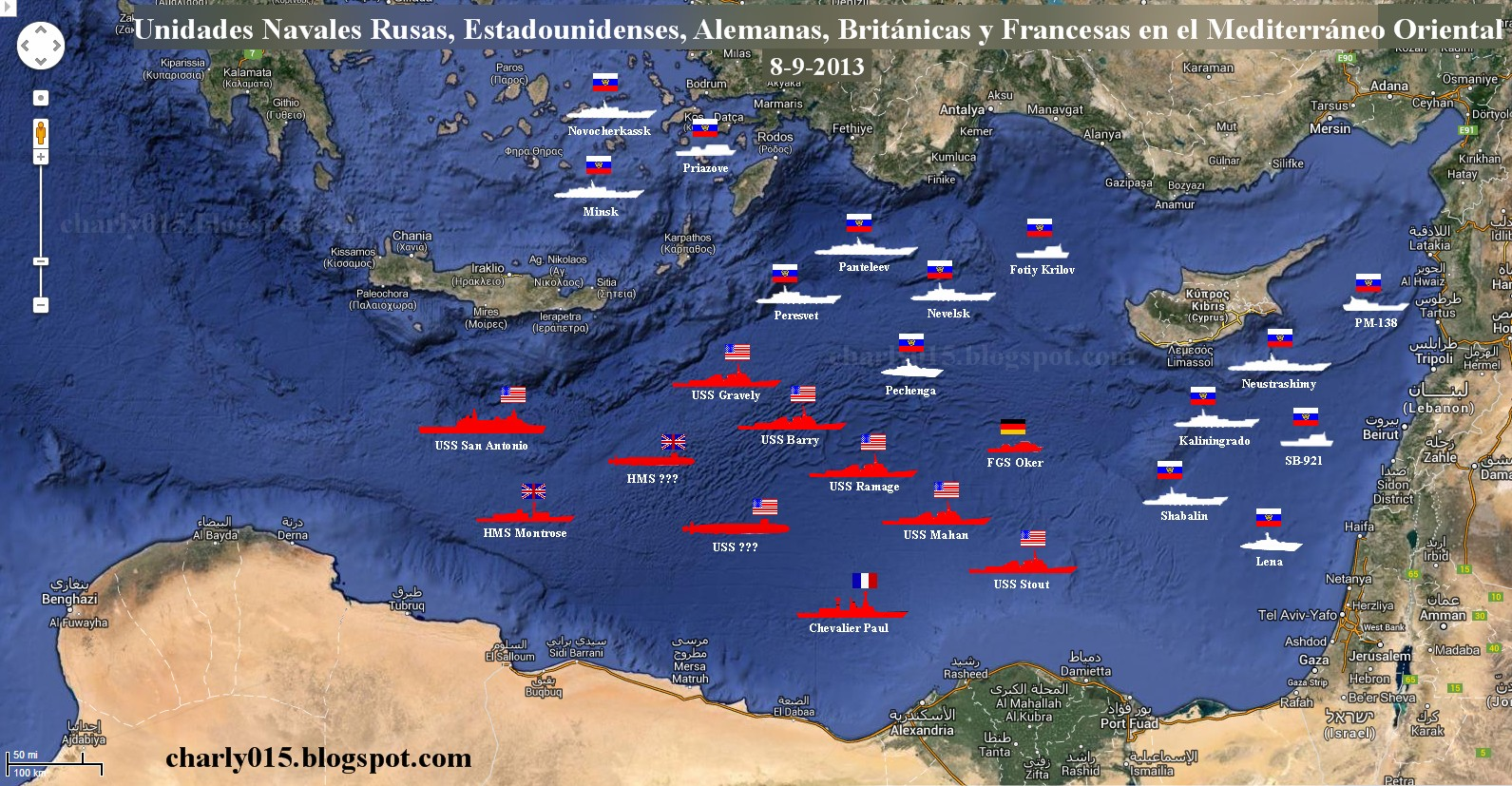Russias Naval Syria Deployment Largest Since Soviet Times - Map of us bases around russia