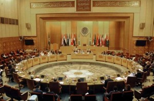 arab league meeting cairo 090113