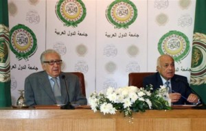 brahimi arab league chief