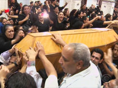 christians killed in Egypt