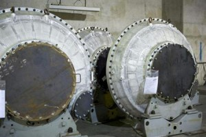 Iran equipment for enriching uranium