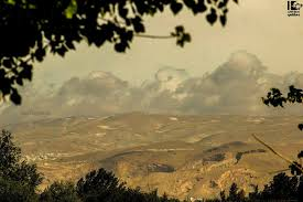 qalamoun mountains