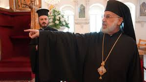 Bishop Luqa al-Khoury