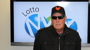 Tom Crist lottery winner