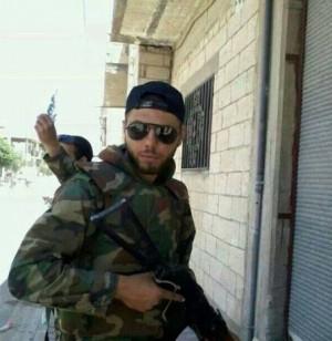 ali sami raad Hezbollah martyr